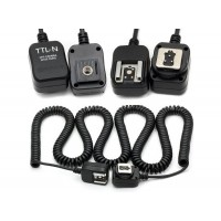 I-TTL Flash Sync Cord for Nikon - 10m