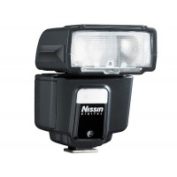 Nissin i40 Compact Flash for selected Sony Cameras