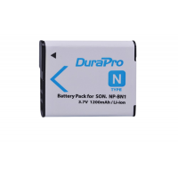 Durapro NP-BN1 Battery for Sony camera