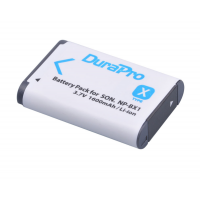 Durapro NP-BX1 Battery 1600mah for Sony
