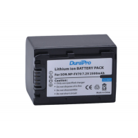 Durapro NP-FV70 Battery for Sony Handycam