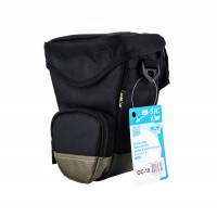 Water resistant DSLR Holster waist camera bag