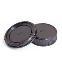 Rear Lens Camera body Cover cap for PENTAX DSLR