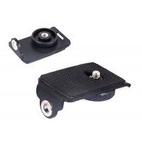Quick Release Strap Mounting Buckle Clip Plate for All cameras