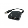 USB 3.0 Multi-In-One Card Reader SD MicroSD Compact Flash MS