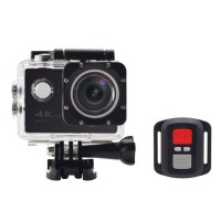 Ultra 4K HD Waterproof WiFi DV Action Sports Camera Video Cam+ 2.4G Remote