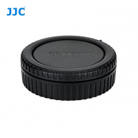 JJC Front and Rear Lens body Cap for Canon RF Mount