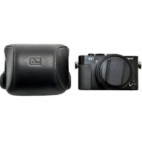 Leather Camera Case For Sony Cyber-Shot DSC-RX1