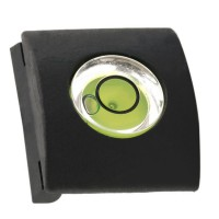 Resin Hot Shoe Bubble Spirit Level for Camera