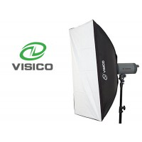 Softbox for studio light 60x90 for Bowens S mount