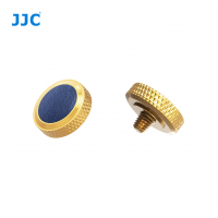 JJC Gold Blue Deluxe Soft Release Button