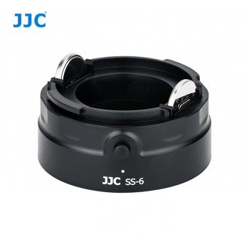 JJC SS-6 Sensor Cleaning Loupe Scope with LED light