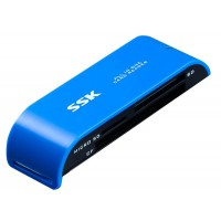 Multifunction Card Reader USB 2.0 Compact Flash Multi Memory Card Reader
