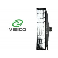 Strip Light with grid 35x140cm for Bowens S mount