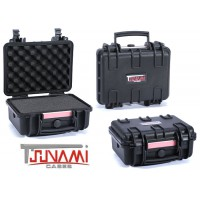 Medium Tsunami tough flight storage case - perfect for DSLR small or gopro