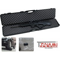 Tsunami Single Rifle Case With Foam Inner