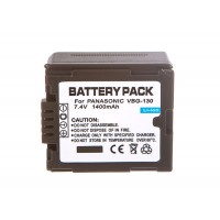 Replacement Battery for Panasonic VW-VBG070 VBG070