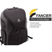 Fancier Professional Camera Backpack Bag For DSLR and Video Camera