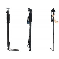 Quality Photo Video Monopod With Carrying Case