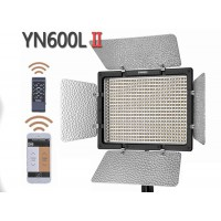 YN-600II 3200k-5500k Adjustable LED Studio Light