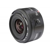 Yongnuo 35mm F/2 F2 lens for Canon EOS
