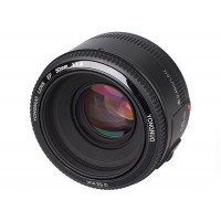 Yongnuo 50mm f/1.8 Lens for Canon EF Mount