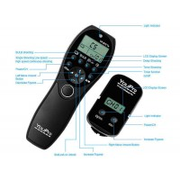 YouPro Wireless Shutter Timer Remote For Nikon D810 D800 d500 etc
