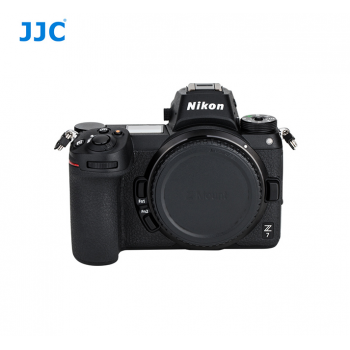 JJC Front and Rear Lens body Cap for Nikon Z Mount